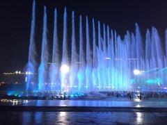 <b>旱地喷泉施工的几大要素</b>